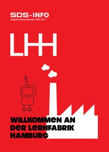 SDS Hochschulgruppe Uni Hamburg Semesterzeitung 2010/11