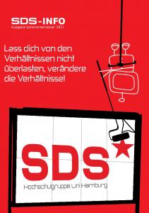 SDS Hochschulgruppe Uni Hamburg Semesterzeitung 2011
