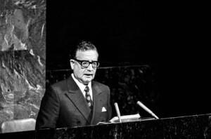 Salvador Allende, Rede vor der UN-Vollversammlung, am 4.12.1972